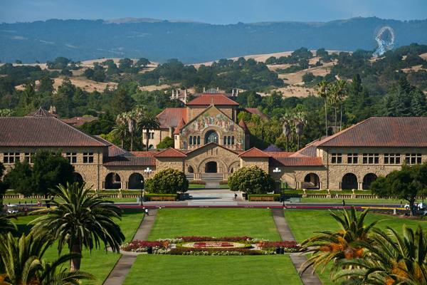 Stanford University Rooms