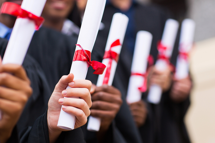 Is it true that a bachelors degree can count as?