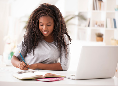 How does online college classes work?