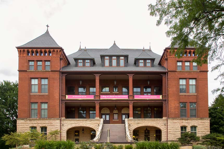 College Of Liberal Arts And Sciences At Iowa State University